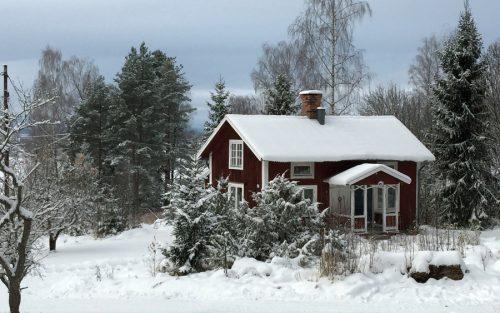 Framsida vintertid